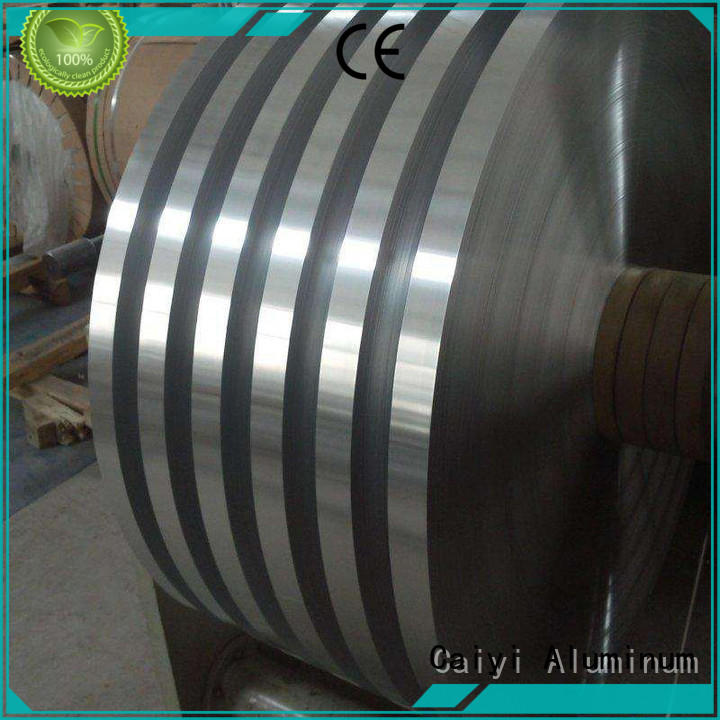 Caiyi waterproof aluminum panel sheet export worldwide for stoppers