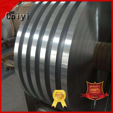 Caiyi new 3003 aluminum plate export worldwide for importer