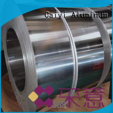 Caiyi custom 316 stainless steel sheet brand for radiators