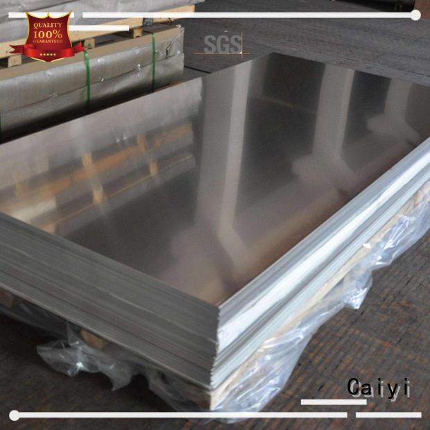 Caiyi stainless steel sheets for sale from China for factory