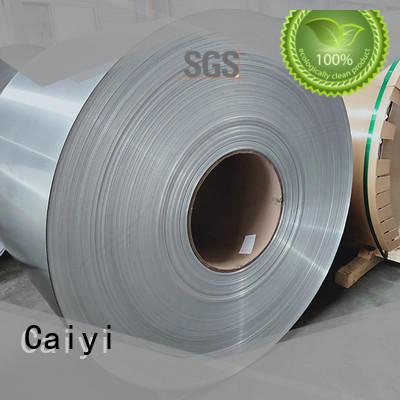 Caiyi famous aluminium board from China for radiators