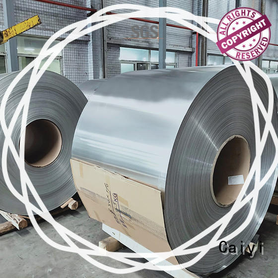 Caiyi series aluminum panel sheet wholesale for industry