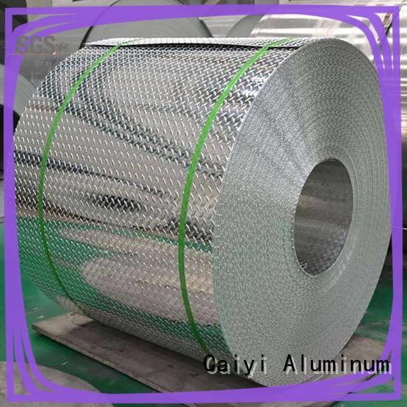 Caiyi aluminum panel sheet export worldwide for baffles