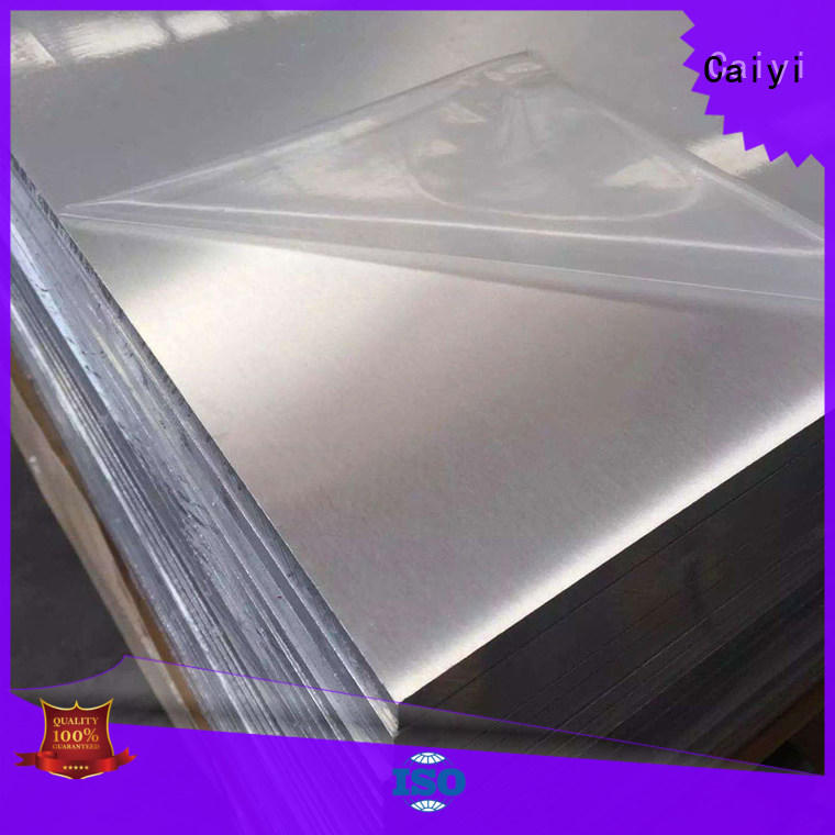 uses shutters industry 6061 aluminum sheet alloy Caiyi