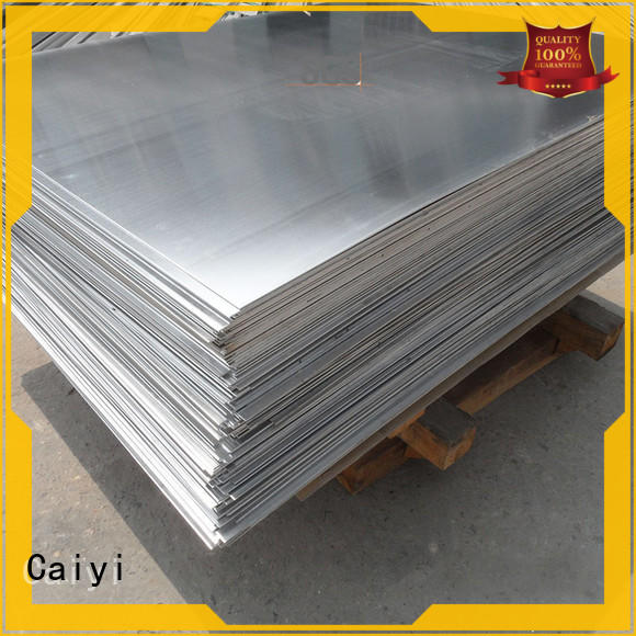 series buy aluminum sheet wholesale for factory Caiyi