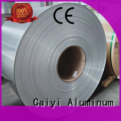 plate alloy 1050 aluminum coil bars color Caiyi Brand