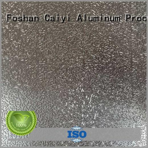 1050 aluminum coil coil alloy five Caiyi Brand