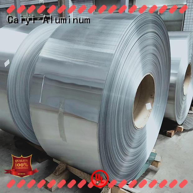 Caiyi roll 1100 aluminum sheet manufacturer for radiators