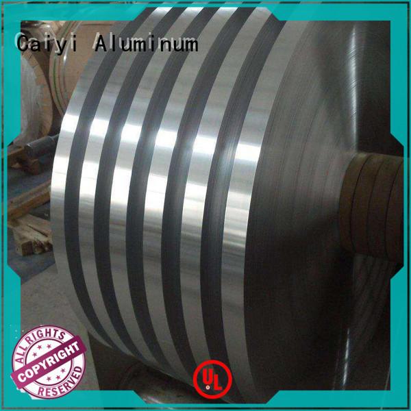 Caiyi sheet 3000 series aluminum series for factory