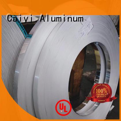 Caiyi thin aluminium sheet wholesale for reflectors
