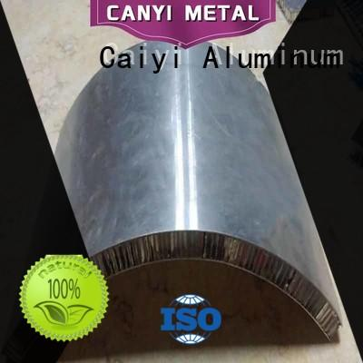Caiyi best honeycomb panel manufacturer for elevator