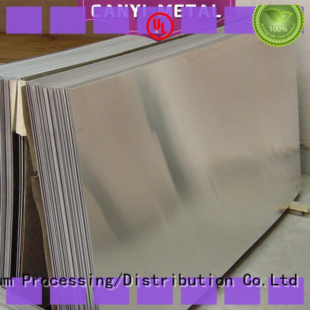Caiyi manufacture aluminium alloy sheet sheet for factory