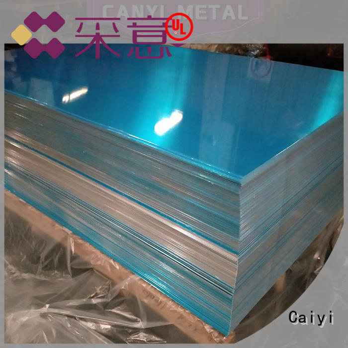 Caiyi cheap 5000 series aluminum one-stop services for hardware