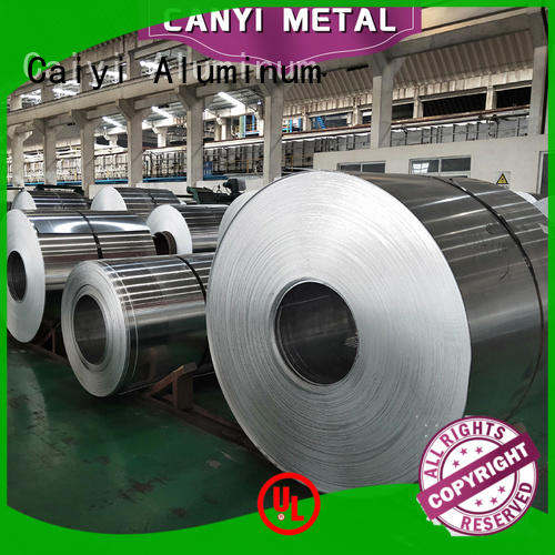 Caiyi 6000 series aluminum wholesale for mechanical