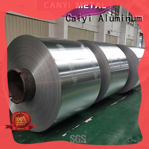 Caiyi various aluminium alloy sheet customization for industry