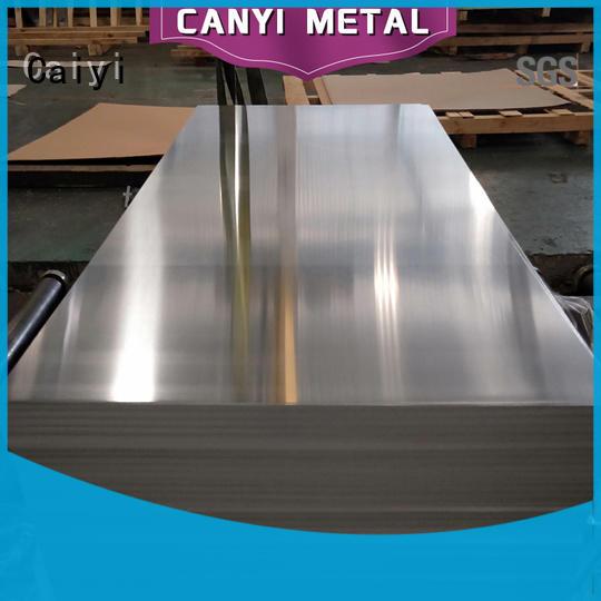 Caiyi 3000 series aluminum quick transaction