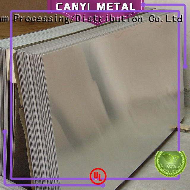 popular 3003 aluminum plate manufacture wholesale for factory