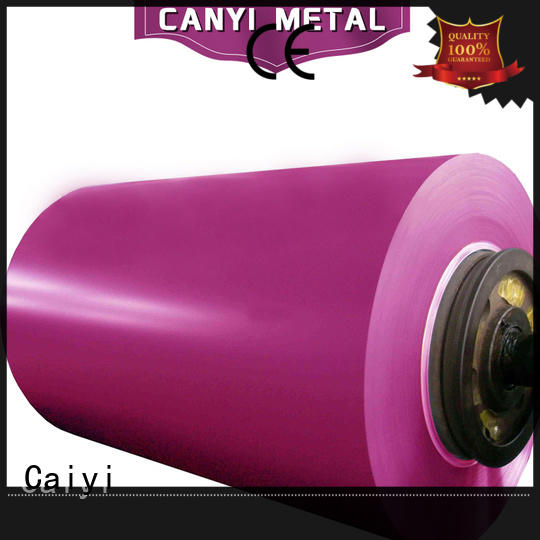 Caiyi prime aluminum plate for sale transformer for factory