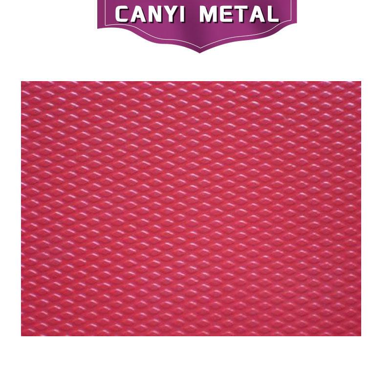Embossed Aluminum Coil Aluminum/1 series/3 series/5 series