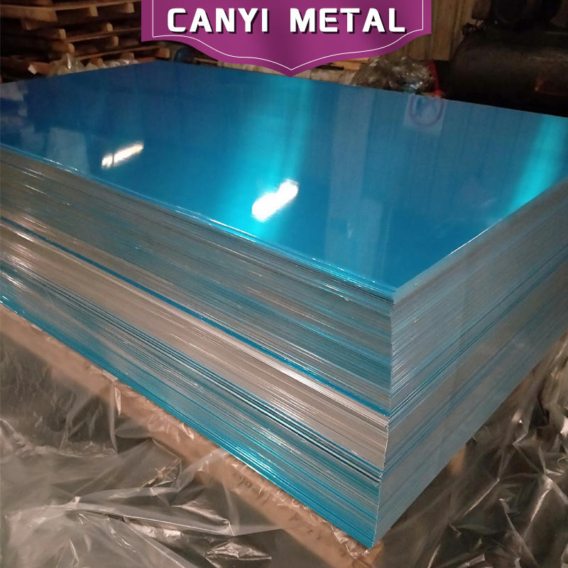 5052 H32 Decorated Alloy Aluminum Sheet Plate