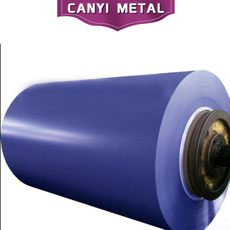 5 series Decorative Aluminum Alloy Sheet Color Coated Aluminum Coil
