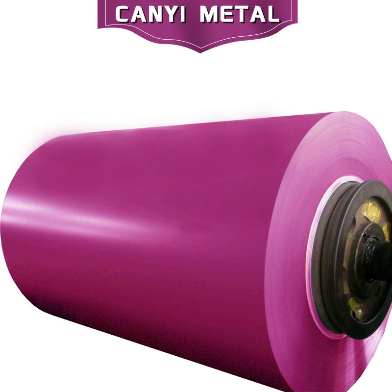 5 series High Quality Aluminum Alloy Sheet Color Coated Aluminum Coil