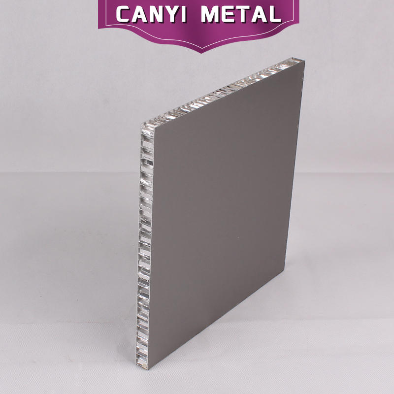 Building Materials Light Aluminum Honeycomb Panel Curtain Wall Decoration