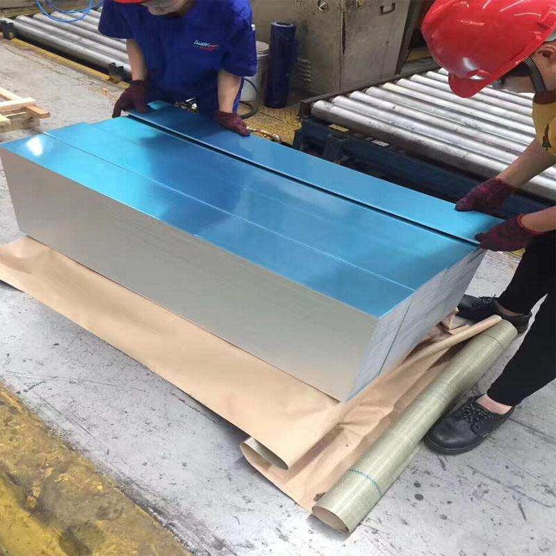 Caiyi 3003 aluminum plate brand for gutters-2