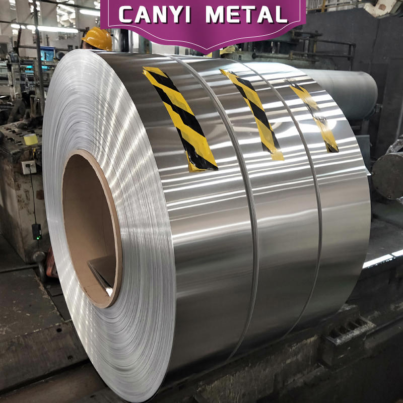 Stable Surface 3003 H14/H16/H24 Aluminum Coil for Construction