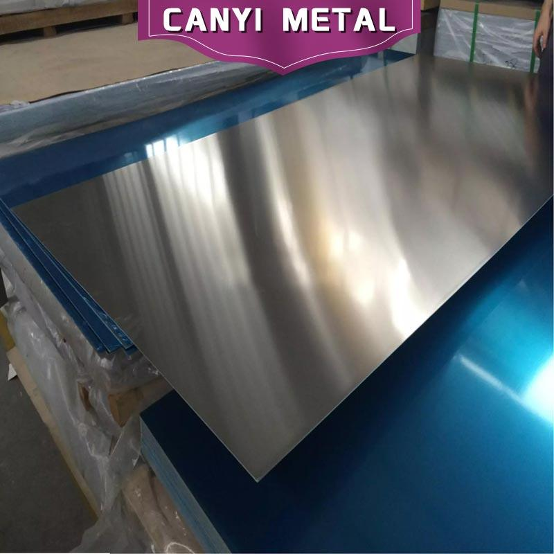 Low Price 3003 Aluminum Sheet Plate for Decoration and Building