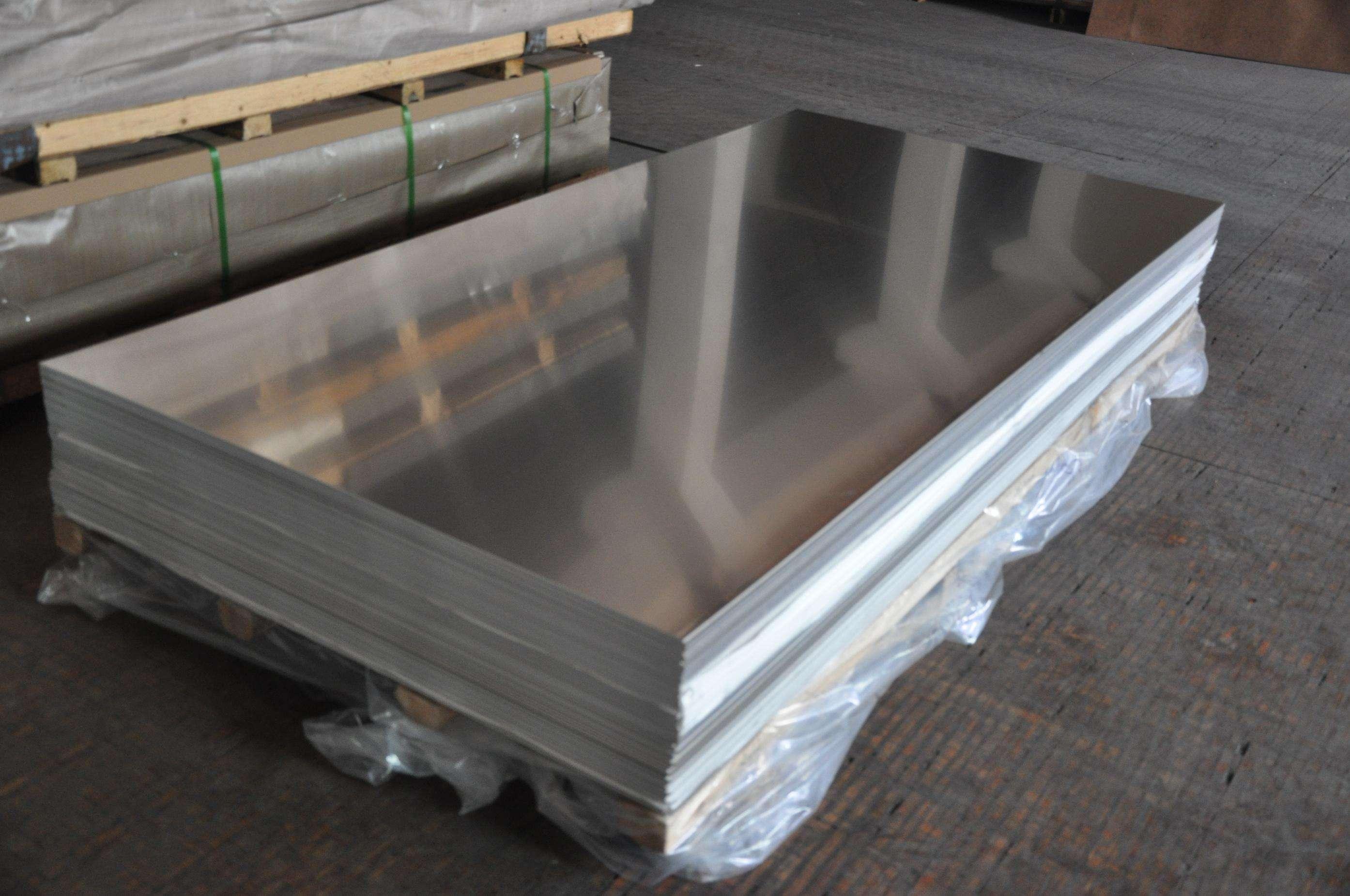 Caiyi 3003 aluminum plate export worldwide-3