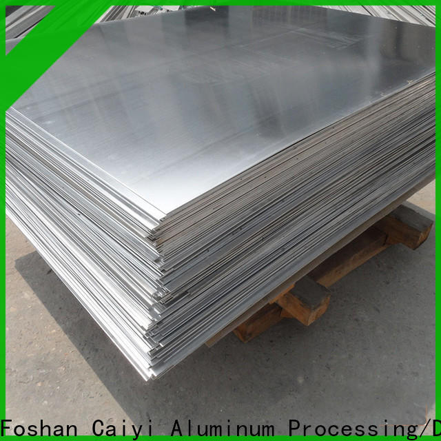 Caiyi hot sale aluminum 5052 h32 brand for metal parts