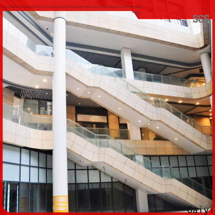 Caiyi economical aluminum composite material supplier for building