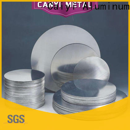 Caiyi standardized 5052 aluminum one-stop services for metal parts