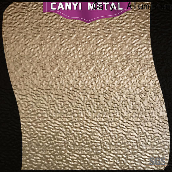Caiyi famous stainless steel sheet metal from China for factory