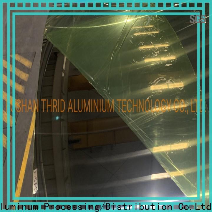 Caiyi waterproof aluminium board from China for radiators