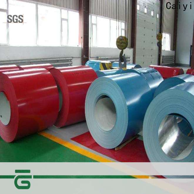 Caiyi new 3000 series aluminum export worldwide for baffles