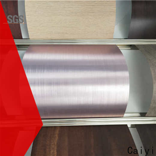 Caiyi high quality aluminum panel sheet brand for various occasions