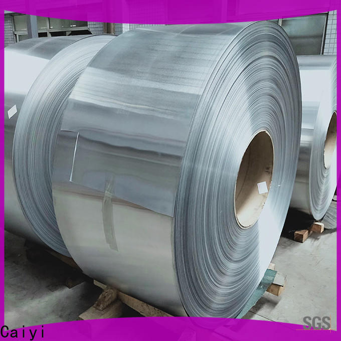famous aluminum coil stock customization for factory