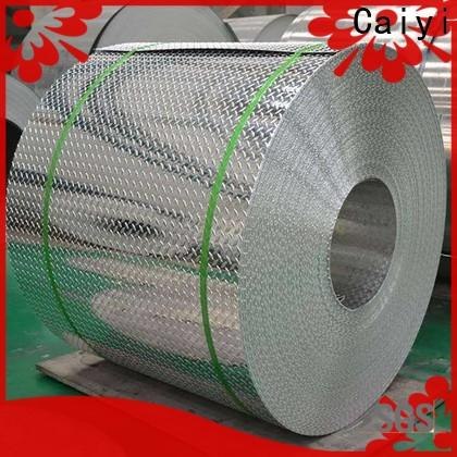 Caiyi 3003 h14 aluminum wholesale for stoppers