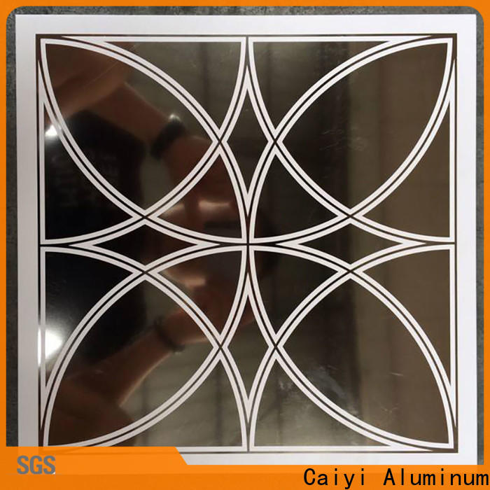 aluminum composite panel details factory for cladding