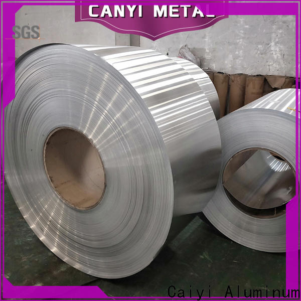 Caiyi 6061 aluminum plate factory for SMT