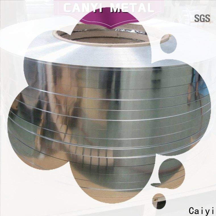 Caiyi buy aluminum sheet customization for metal parts