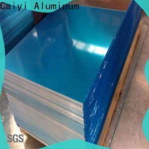 Caiyi 5052 aluminum brand for vehicles