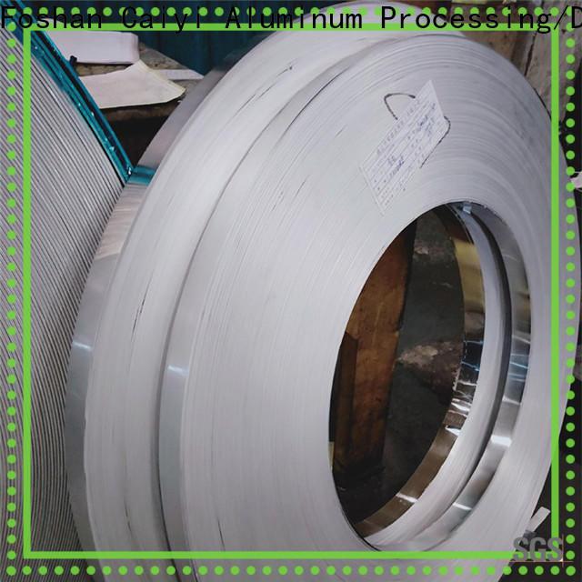 Caiyi cutting aluminum sheet customization for industry