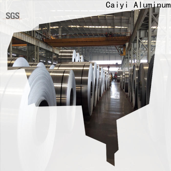 famous aluminum foil sheets from China for industry