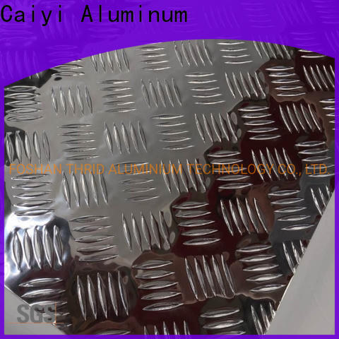 Caiyi aluminum panel sheet wholesale for baffles