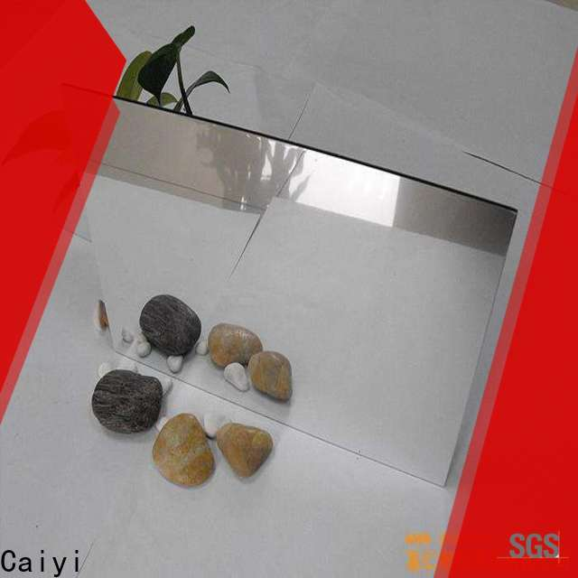 Caiyi high quality 3000 series aluminum brand for various occasions