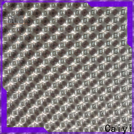 Caiyi cheap 3003 aluminum sheet export worldwide for stoppers