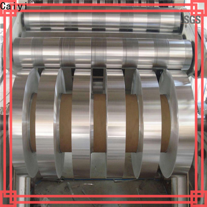 Caiyi 5052 h32 aluminum sheet one-stop services for hardware